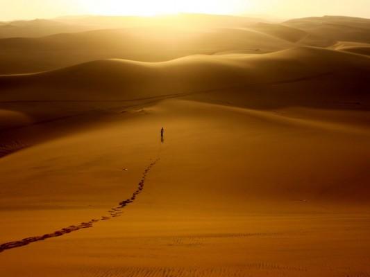 evangile-zacharie-desert Luc 1,57-66 : Sa bouche s'ouvrit, sa langue se délia : il parlait et il bénissait Dieu.