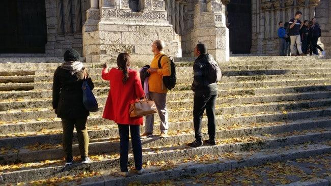 pèlerinage-chartres-groupe Pèlerinage Chartres et Montligeon