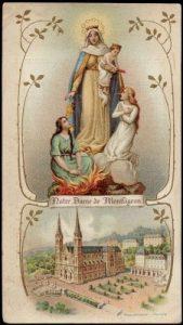 prière-notre-dame-montligeon Prière à Notre-Dame de Montligeon