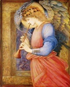 psaume-ange-trompette Brouillon auto