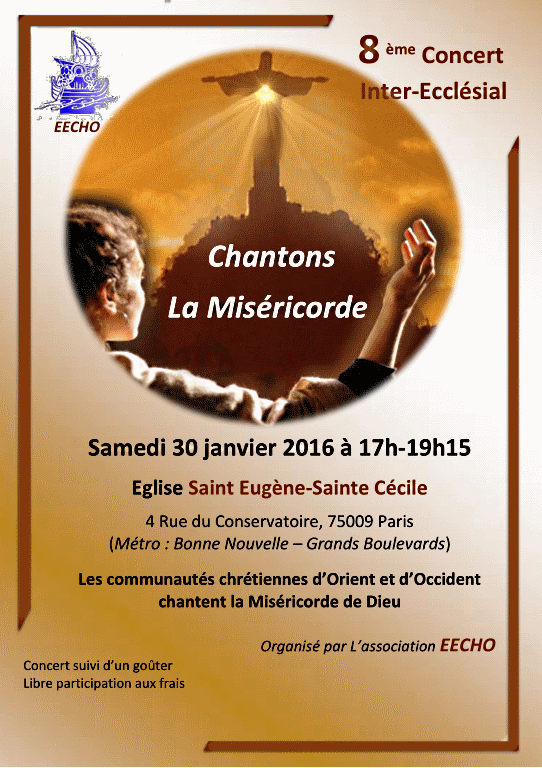 8e_concert_30_janvier2016 Concert des Chrétiens d'Orient avec EECHO