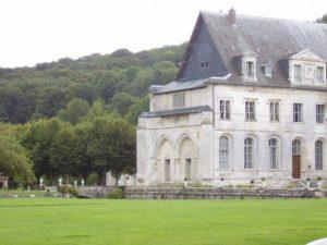 Abbaye-Saint-Wandrille-de-Fontenelle Compte rendu de la retraite à l'abbaye Saint-Wandrille de Fontenelle
