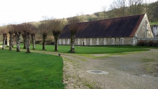 chapelle-abbaye-saint-wandrille Compte rendu de la retraite à l'abbaye Saint-Wandrille de Fontenelle