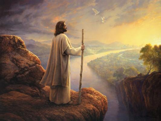 evangile-jesus-christ-creation Allez dans le monde entier.