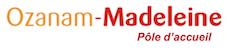 Logo Ozanam Madeleine