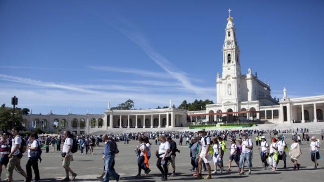 fatima Pèlerinage à Fatima au Portugal