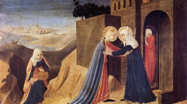 visitation-magnificat Le ventre de la miséricorde divine par Zacharien