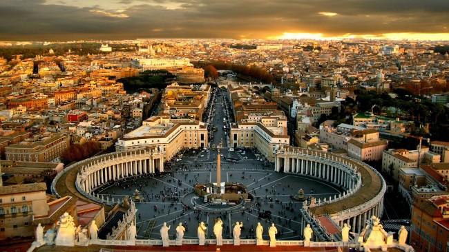 0d1eb50d59b8a2d9b67cb49732bd934b_large Pèlerinage en Italie Rome, Assise, Sans Giovanni Rotondo, Monte Sant-Angelo