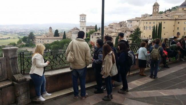 20160524_104126 Compte rendu du pèlerinage en Italie