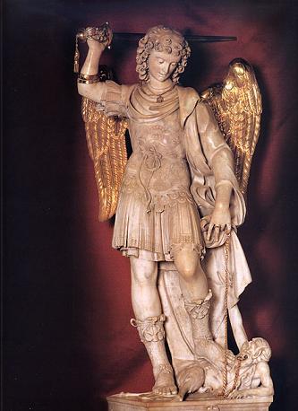 San-Michele-Arcangelo-Monte-Sant-Angelo-Gargano-Italia La vocation des anges