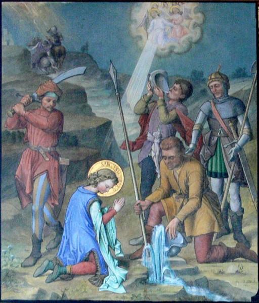 martyr15 AMOUR MYSTÉRIEUX