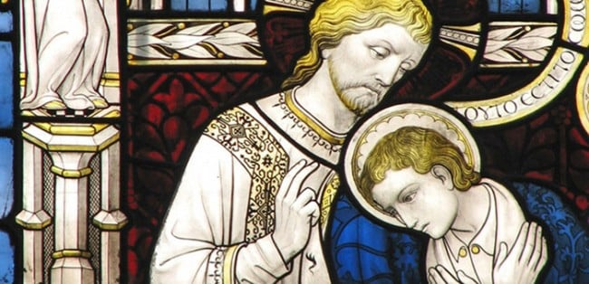 Christ-et-saint-Jean IL EST DEVENU PAUVRE, POUR QUE DEVENIEZ RICHES PAR SA GÉNÉROSITÉ.