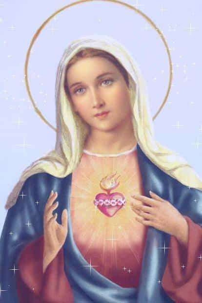 marie-coeur Marie et l'Église