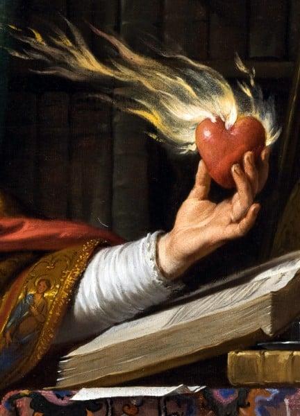 saint-augustin Ton désir, c'est ta prière.