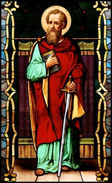 St-Paul Amour de Paul pour le Christ