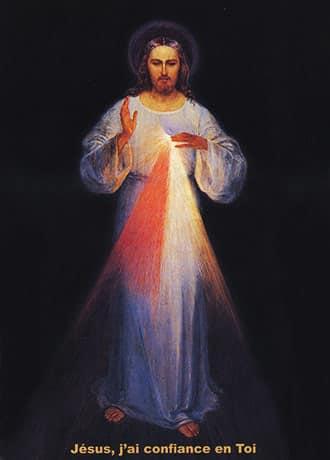 Le Chapelet de la Miséricorde Divine