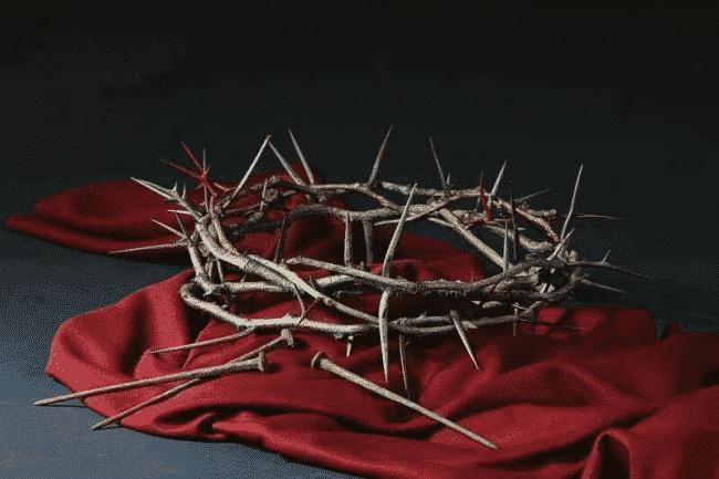Passion-Jésus Gloire et puissance de la croix.