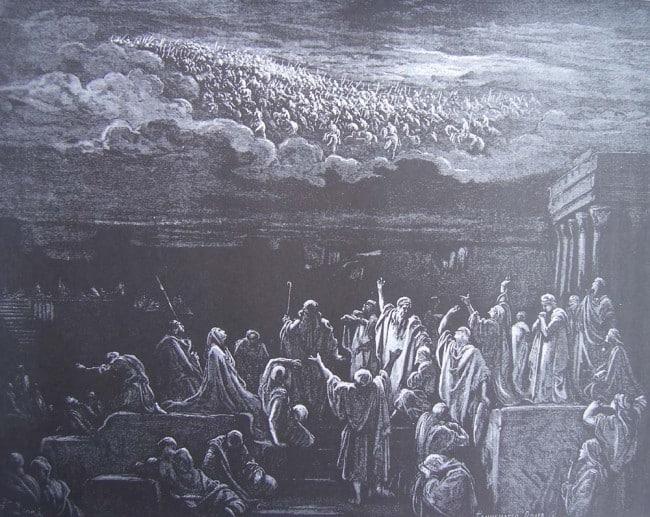les-habitants-de-jerusalem LA FOULE IMMENSE DU PEUPLE DE DIEU