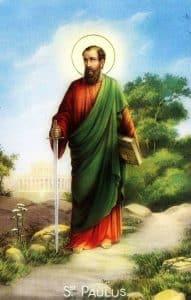St-Paul PLAIRE AU CHRIST ET ANNONCER UN MONDE NOUVEAU