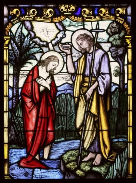 chris-bapteme Le baptême, entrée dans l'humanité nouvelle