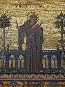 saint-bede La révélation de Dieu
