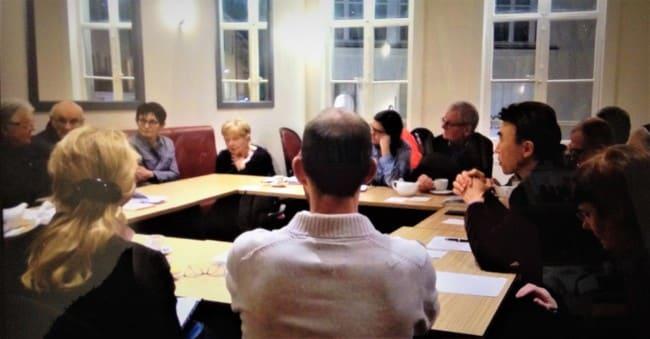 IMG_2070 Café Théo : «La nouveauté est-elle possible dans l'Eglise ?» au Bon Croissant