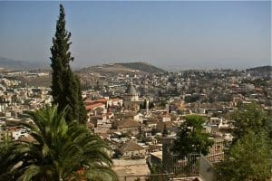 Nazareth L'exemple de Nazareth