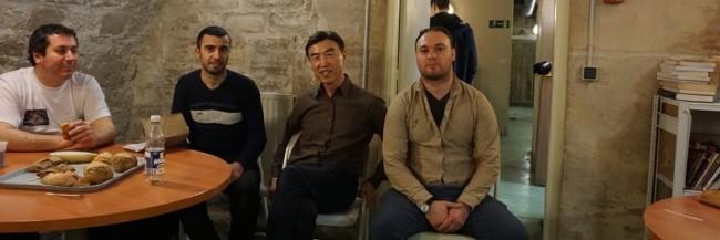 salon-convivialite-espace-detente Weekend bénévolat L'Etoile du Berger pour les plus démunis à l'Accueil Ozanam-Madeleine