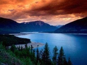 paysage-lac-etoile-du-berger «La parole de Dieu juge des intentions et des pensées du cœur» (He 4,12-13)