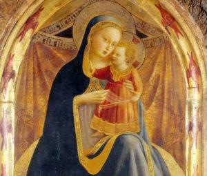 Fra-Angelico-Vierge-a-lenfant-Parme02 Enfants et témoins du Christ