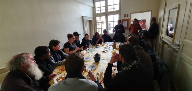 Lecture pour la veillée de la Paix le 3 janvier 2020 à laCathédrale de Chartres